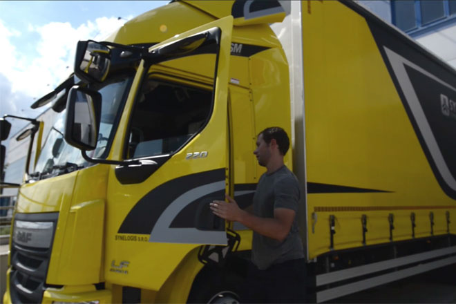 Synetrans digitizes freight transportation - Preview Image