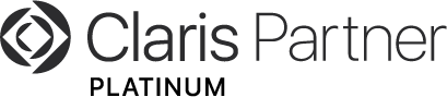Claris partner -Logo